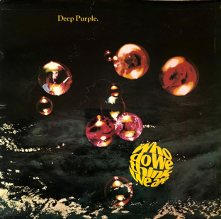 Deep Purple ‎- Who Do We Think We Are (LP) (G++/G++)